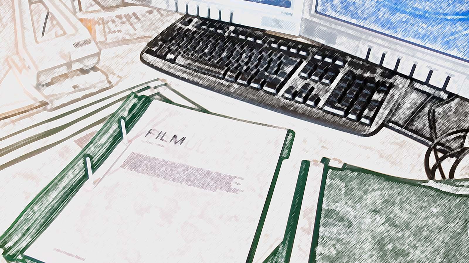 Drehbuchvertrag