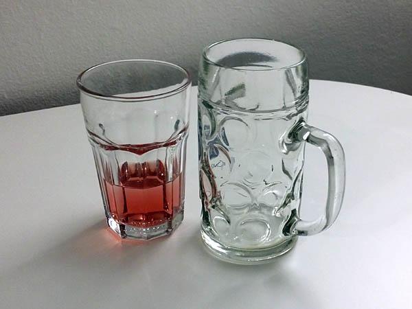 Laser Entfernungsmesser Durch Glas : Zuckerglas