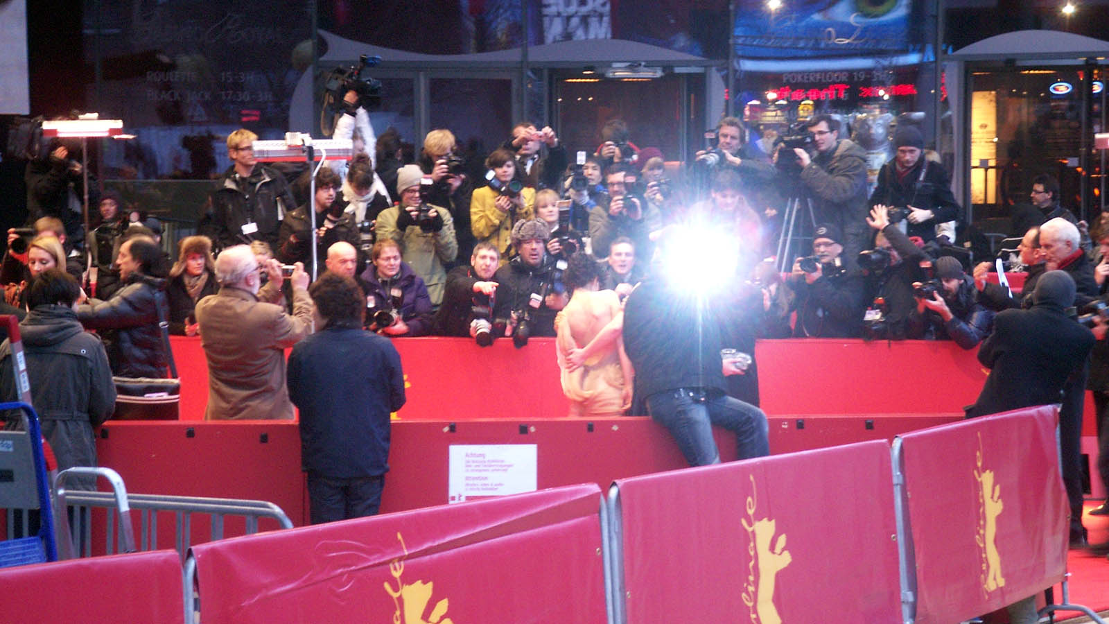 Roter Teppich Berlinale