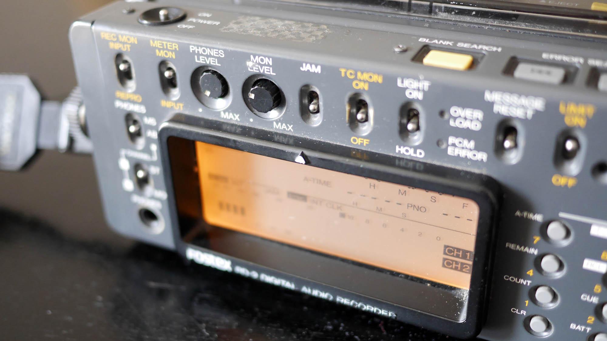 Fostex PD 2