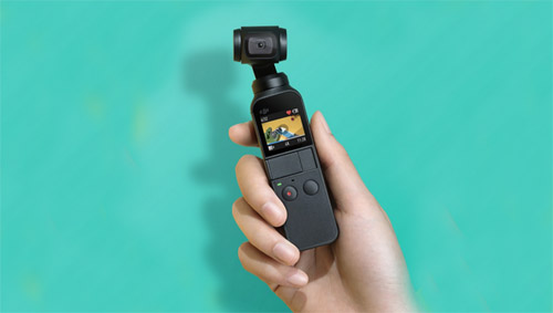 DJI Osmo Pocket 500
